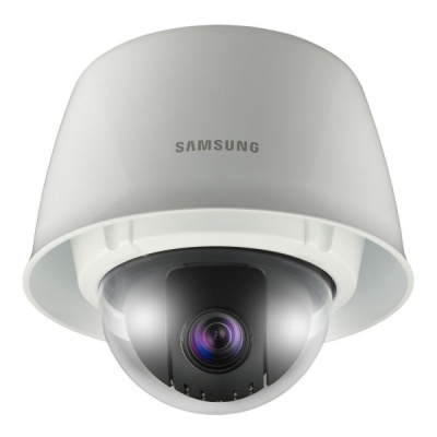 Samsung SCP-3120VH High Res 12x Zoom Vandal/Weather Proof PTZ Dome CCTV Camera