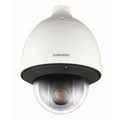 Samsung SNP-6321H 2 MP Full HD 1080p 32x Network PTZ Dome Camera PoE IP66 IK10