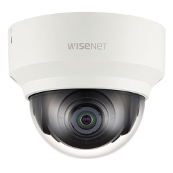 Samsung XND-6010 2MP 1080p Dome IP CCTV Camera - 2.4MM Lens, Vandal Proof, WDR