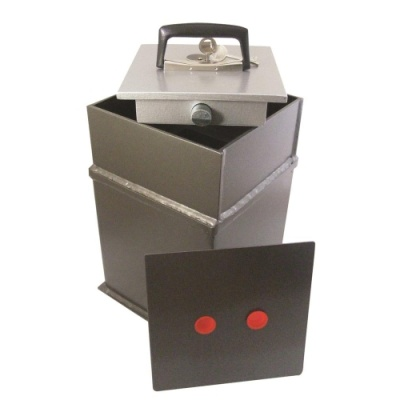 ASEC Under Floor Safe AS6010 24kg Key Safe £3000 cash rating Underfloor Sealed