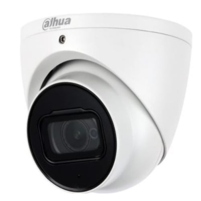 Dahua 4MP HDCVI IR Eyeball Dome CCTV Camera 2.7-12mm Motorised Lens Outdoor