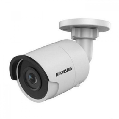 Hikvision DS-2CD2055FWD-I 5MP Mini Bullet Network CCTV Camera 12VDC PoE IR Outdoor