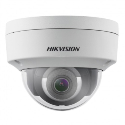 Hikvision DS-2CD2123G0-IS 2MP 1080p HD IR Fixed Dome Network Camera Outdoor