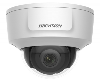 Hikvision DS-2CD2185G0-IMS 8 MP 4K HDMI Network Dome CCTV Camera IK10