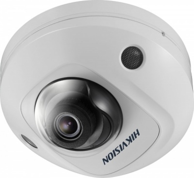 Hikvision DS-2CD2563G0-IWS 6MP Mini Dome Network Surveillance Camera