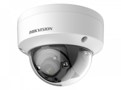 Hikvision DS-2CE56D8T-VPITF 2MP Ultra-Low Light Analog HD External Dome Camera