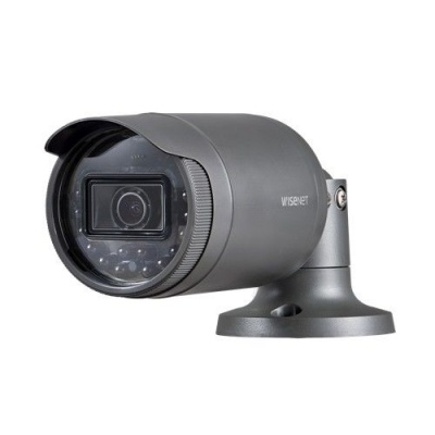 Samsung LNO-6020R 2MP 1080p HD Network IR External Bullet CCTV Camera 4mm Lens