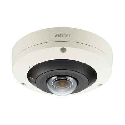 SAMSUNG PNF-9010R 1/1.7'' 12 MEGAPIXEL CMOS 4K ULTRA HD X16 DOME CAMERA - POE OR 12V DC