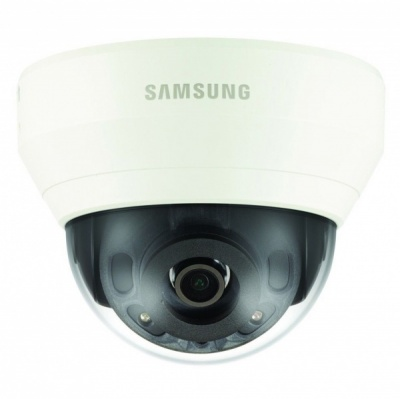 Samsung QND-6030R 2MP Full HD 1080P IP Network IR LED PoE Internal Dome CCTV Camera