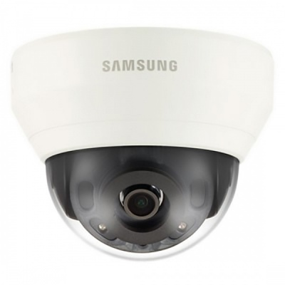 Samsung WiseNet QND-7020R 4MP Network IR Dome Camera 3.6mm Fixed Lens