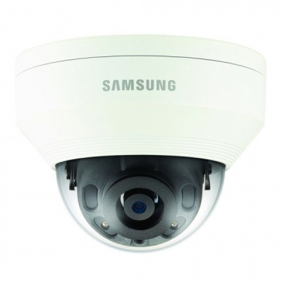 Samsung QNV-7010R 4MP HD Outdoor IP Network IR Vandal Resistant CCTV Dome Camera PoE