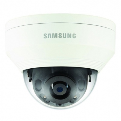 SAMSUNG QNV-7030R 4MP FULL HD OUTDOOR IR LED 6MM POE CCTV SECURITY DOME CAMERA