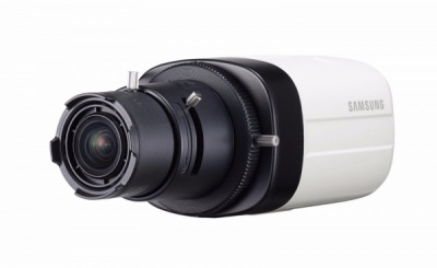 SAMSUNG SCB-6003 1/2'' AHD FULL HD ANALOGUE TRUE/DAY NIGHT BODY CCTV CAMERA