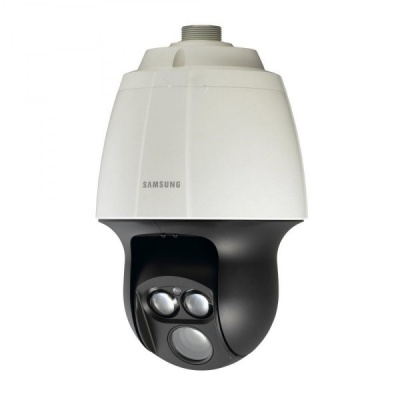 Samsung SCP-2370RH High Resolution 600TVL External 37x Zoom IR PTZ Dome Camera