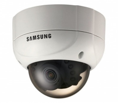 Samsung SCV-2080R Colour 30meter IR LED Indoor/Outdoor Security CCTV Dome Camera