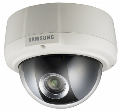 Samsung SCV-3083 700TVL Analog Motorised 3-8.5mm Zoom Outdoor Dome CCTV Camera