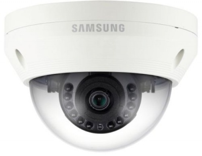 Samsung SCV-6023R 1080p Analog HD Vandal-Res Weatherproof IR Dome CCTV Camera