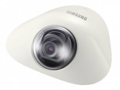 SAMSUNG SND-5010 1.3MP HD NETWORK IP CCTV POE FLAT SURFACE DOME CAMERA ONVIF