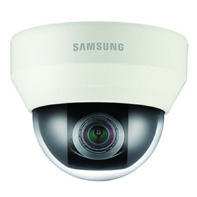 Samsung SND-6084/FPC Internal Dome CCTV Camera 1080p HD VF Lens People Counting