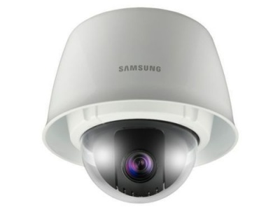 Samsung SNP-3120VHP 12x Zoom IP Day/Night Vandal Proof PoE CCTV PTZ Dome Camera