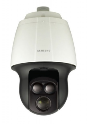 Samsung SNP-L6233RH 2MP Full HD 23x Network PTZ IR Dome CCTV Camera External