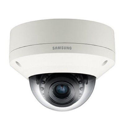 Samsung SNV-6084R 2MP Full HD 1080 Vandal-Resistant Network IR Dome CCTV Camera