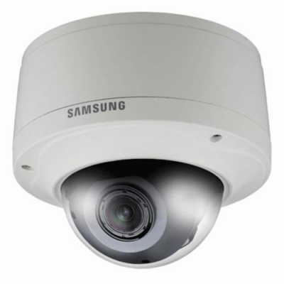 Samsung SNV-7080P 3MP Full HD True Day/Night Vandal Proof Network Dome Camera