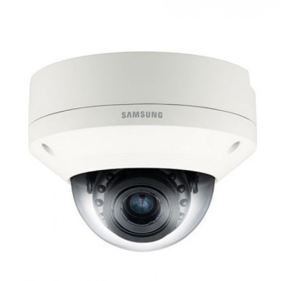 Samsung SNV-8081R 5MP HD Vandal Proof Outdoor PoE IR LED IP CCTV Dome Camera