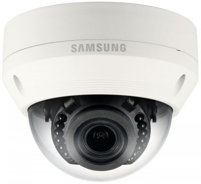 Samsung SNV-L5083R	 Full HD Vandal Proof Network IP IR LED Varifocal Dome CCTV Camera 1.3MP