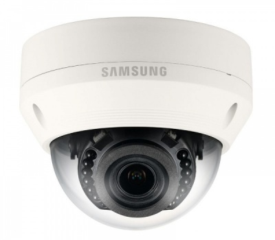 Samsung WiseNet SNV-L6083R 2MP Full HD Vandal-Resistant Network IR PoE Camera