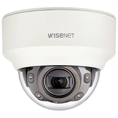 Samsung XND-6080RV 2MP HD 1080p Tamper-Resistant Network IR Dome CCTV Camera