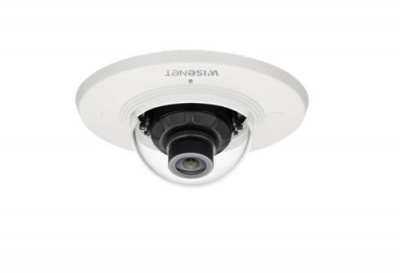 Samsung Wisenet XND-8020F 5MP Network Dome CCTV Camera Internal 3.7mm Lens WDR