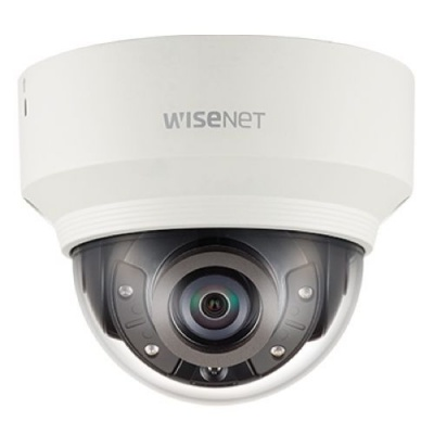 Samsung XND-8040R 5MP 4K Network IR Dome CCTV Camera, 7mm Lens Poe/DC 12v