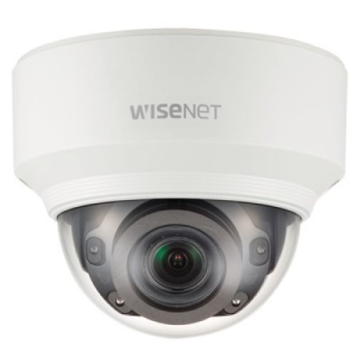 Samsung XND-8080RV 5MP 4K Network IR Dome CCTV Camera, 3.9-9.4mm Motorised Lens