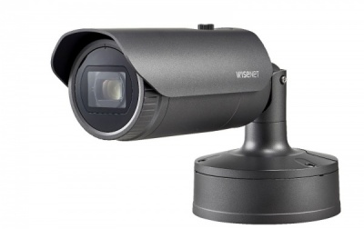 Samsung XNO-6120R 2MP Full HD 1080p Network Outdoor Vandal-Res IR Bullet Camera