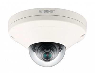 Samsung XNV-6011 2MP Full HD 1080p Vandal-Resistant Network Dome CCTV Camera