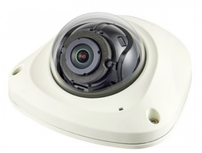 Samsung Wisenet XNV-6012 2MP Vandal-Resistant Flat Dome Network CCTV Camera H.265 2.4mm 1080p