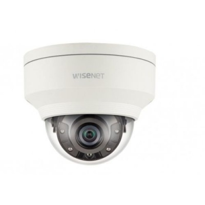 Samsung XNV-8030R 5MP 4K Outdoor Network IR Dome CCTV Camera 4.6mm Lens IP66