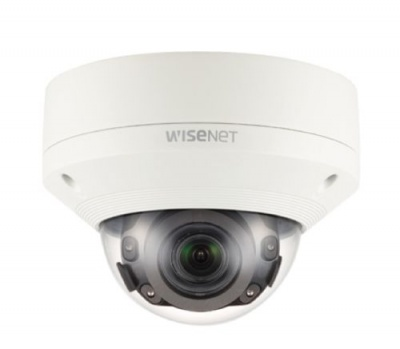 Samsung XNV-8080R 5MP 4K Network Outdoor IR Dome CCTV Camera 3.9 ~ 9.4mm Lens