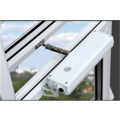 Topp ACK4 Chain Actuator Only - Window Opener Fire Safety Alert 24V