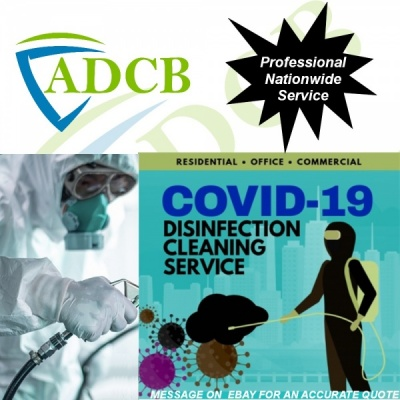 Professional Specialist Disinfection Cleaning Services Nationwide