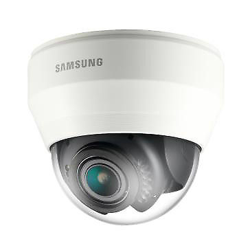 Samsung SCD-5083R 1/3'' 1280H 1000TVL Internal Varifocal IR LED Dome CCTV Camera
