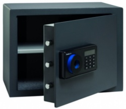 ChubbSafes Alpha Size 4 (4EL) Electronic Lock Safe Cash Rating £1500 20KG