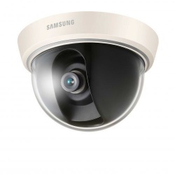 Samsung SCD-2030P 1/3'' High Resolution Colour Mini Dome CCTV Camera 6mm Lens 12V