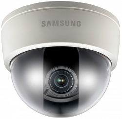 Samsung SCD-2081 1/3'' True Day/Night 650TVL High Resolution CCTV Dome Camera