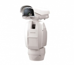 SAMSUNG SCU-2370 600TVL OUTDOOR 37X ZOOM DAY/NIGHT PTZ SECURITY CCTV CAMERA PAL