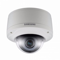 SAMSUNG SCV-2060P 1/3'' SUPER HAD CCD II CCTV DOME CAMERA 600TVL IP66 SSDR