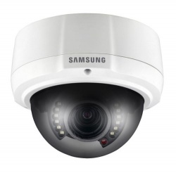 SCV-2081RP 1/3'' Vandal Resistant 600TVL High Resolution Varifocal Dome