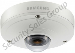 Samsung SNF-8010VMP 5MP HD 360˚ Vandal-Proof Digital PTZ Fisheye Camera