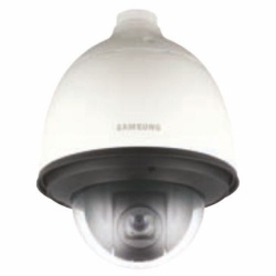 Samsung SNP-L5233H 1.3MP HD 720p 23x Network Outdoor PTZ Dome CCTV Camera PoE